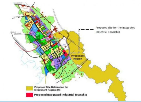 Integrated Industrial Township at Greater Noida