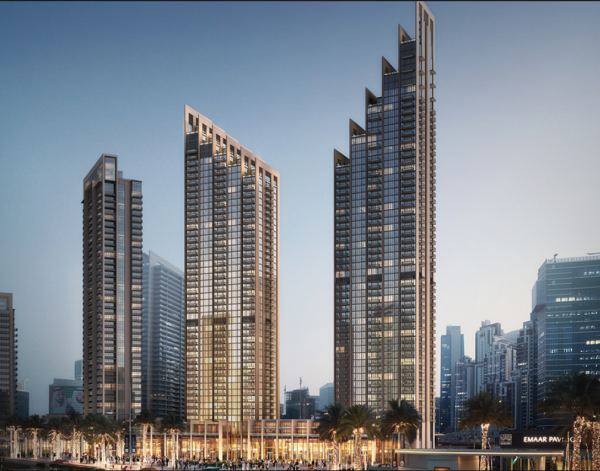 Emaar Boulevard Heights