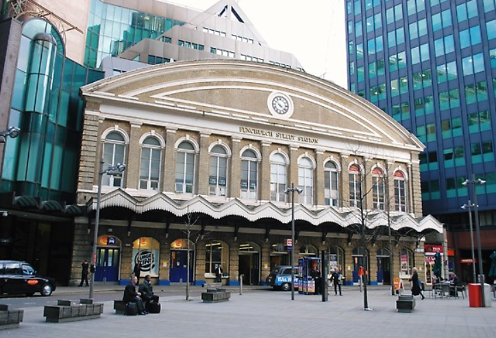 fenchurch Railway station